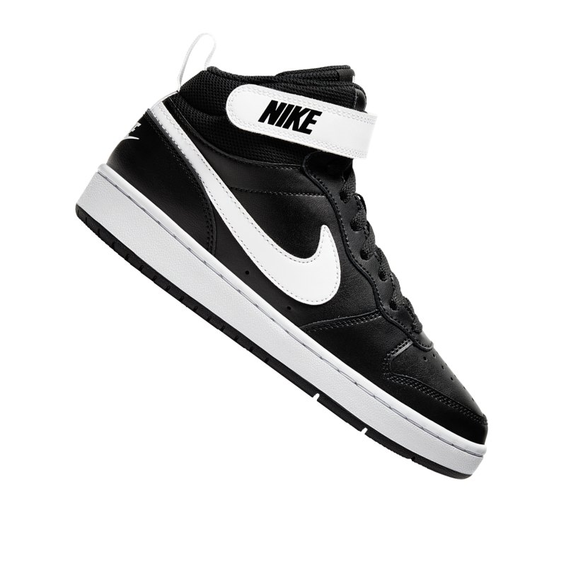 Nike Court Borough 2 Boot Sneaker Kids F010 - schwarz