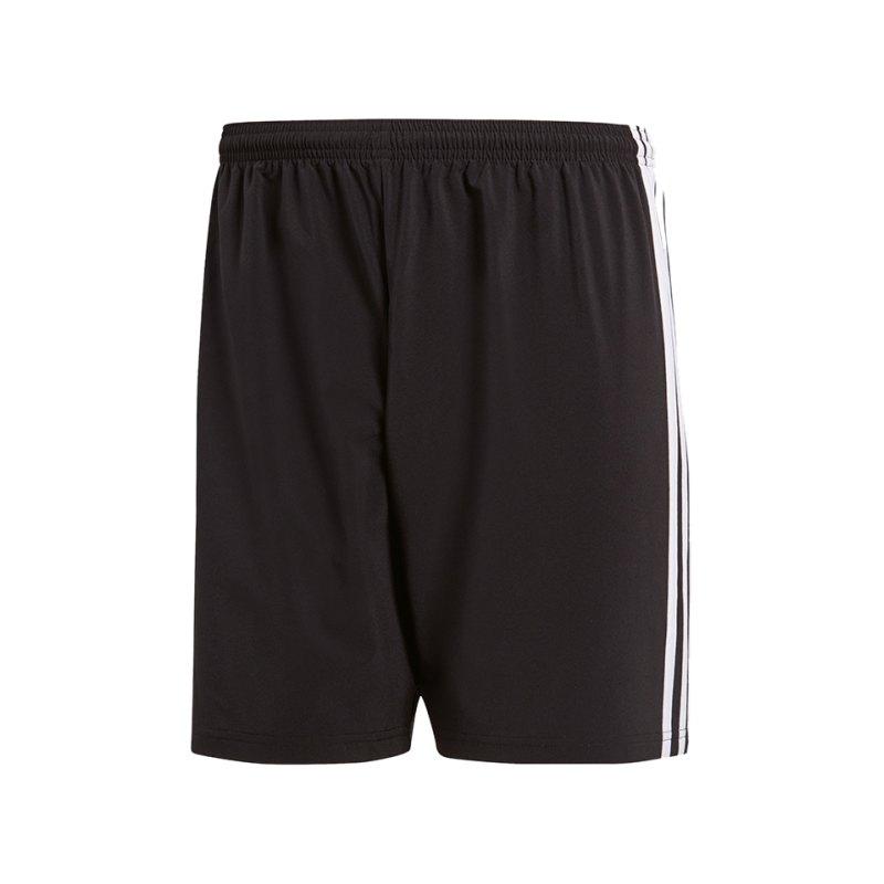 adidas Condivo 18 Short Hose kurz Kids Schwarz - schwarz