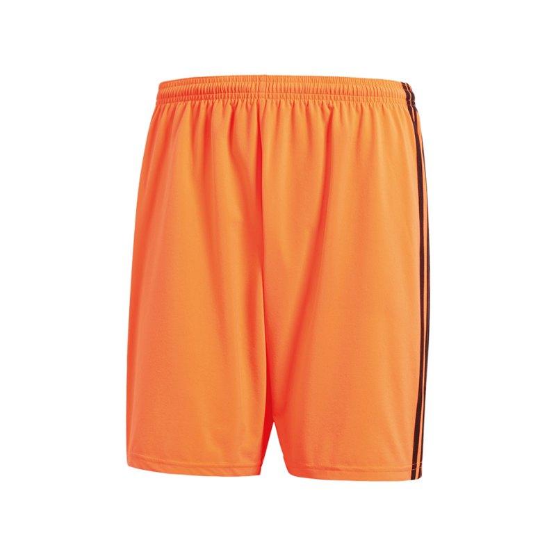 adidas Condivo 18 Short Hose kurz Orange - orange