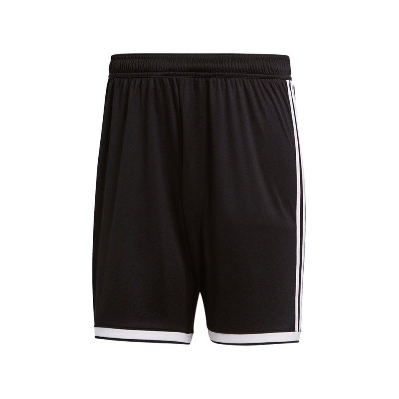 adidas Regista 18 Short Hose kurz Schwarz Weiss - schwarz