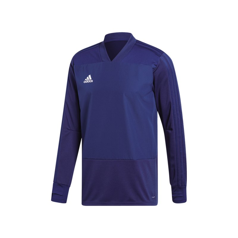adidas Condivo 18 Sweatshirt Dunkelblau - blau