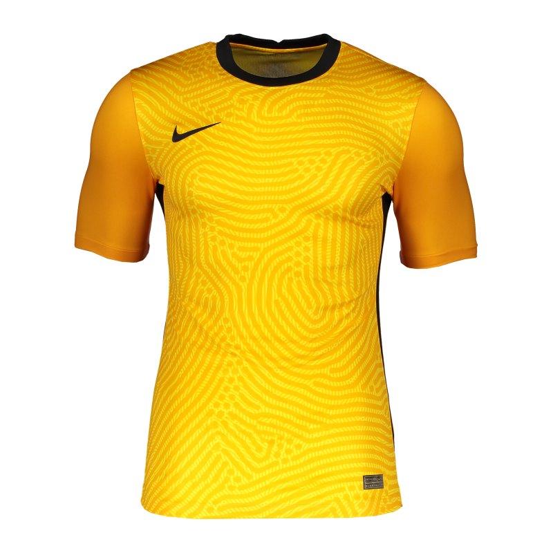 Nike Promo TW-Trikot kurzarm Gelb F719 - gelb