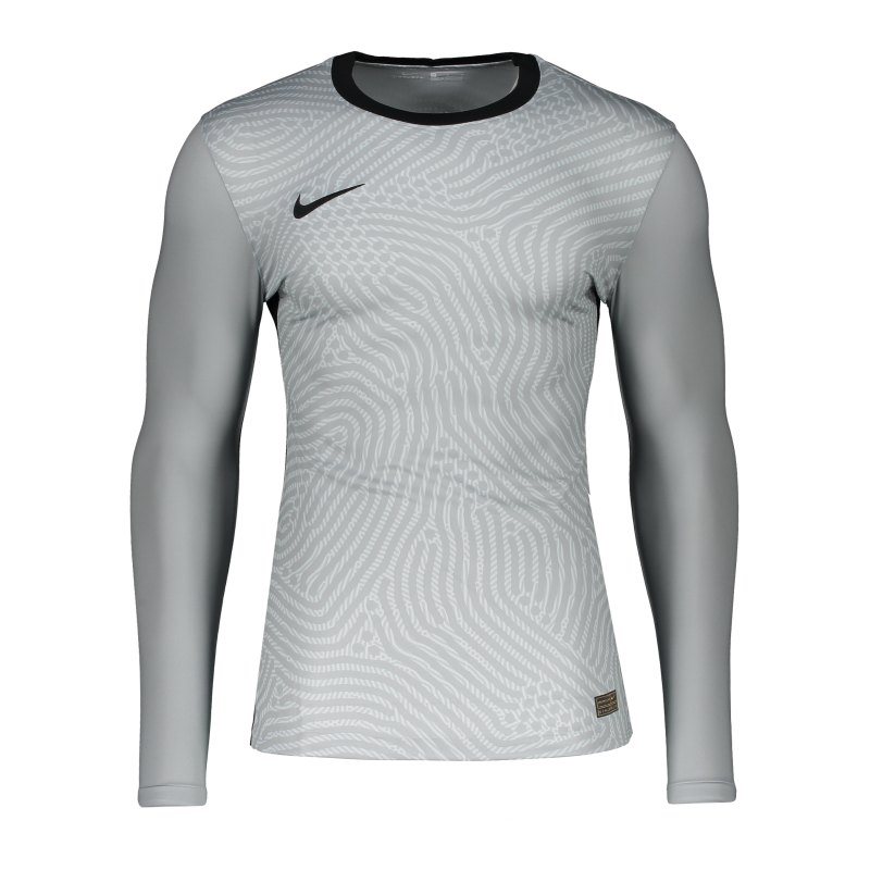 Nike Promo TW-Trikot langarm Grau F043 - grau