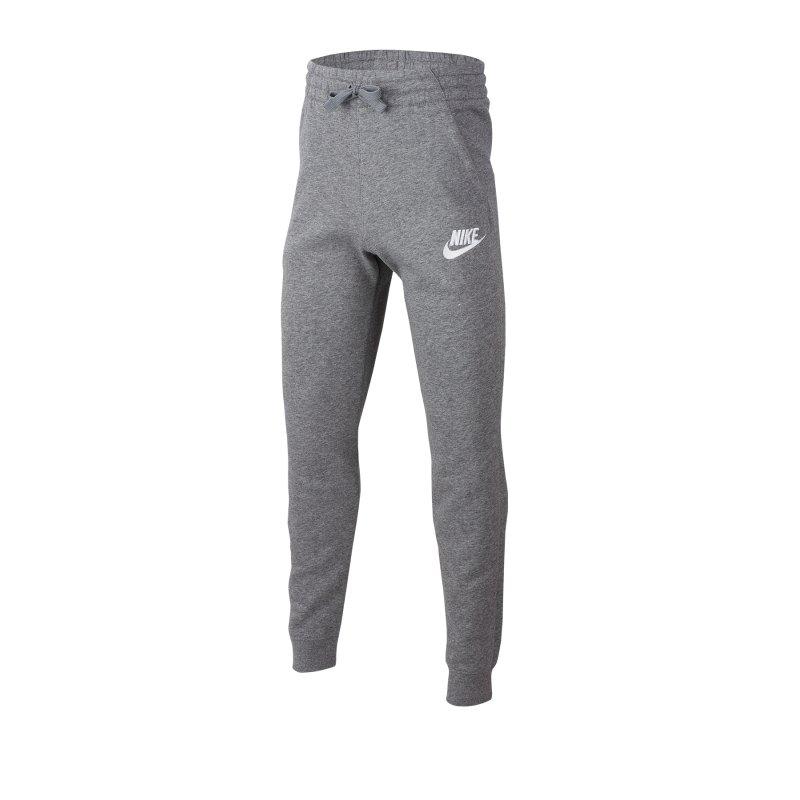 Nike Club Jogger Jogginghose Kids Grau F091 - grau