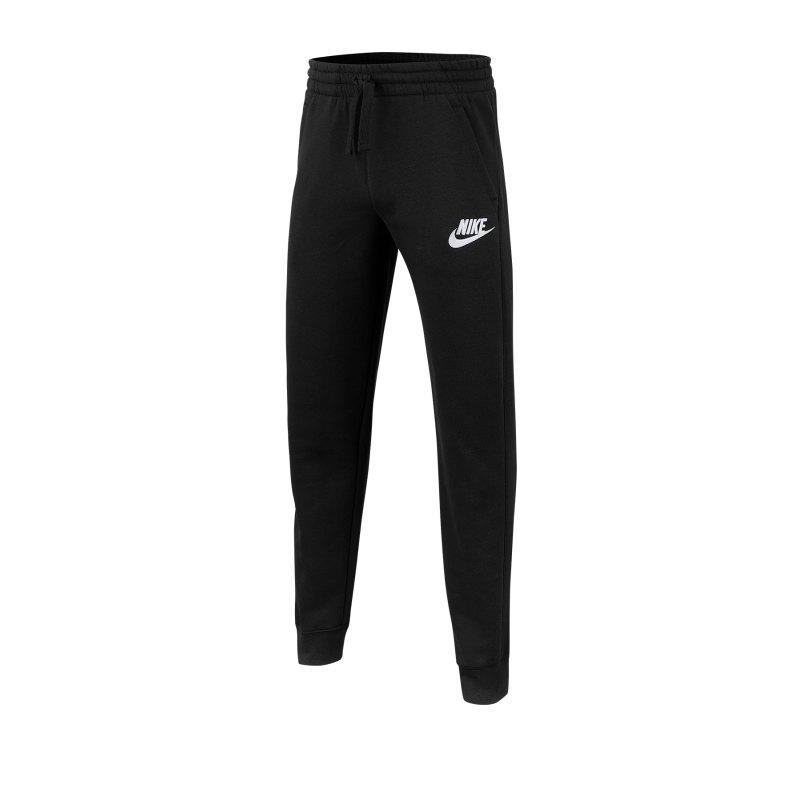 Nike Club Jogger Jogginghose Kids Schwarz F010 - schwarz