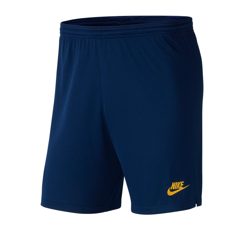 Nike AS Rom Short 3rd Herren 19/20 Blau F492 - blau