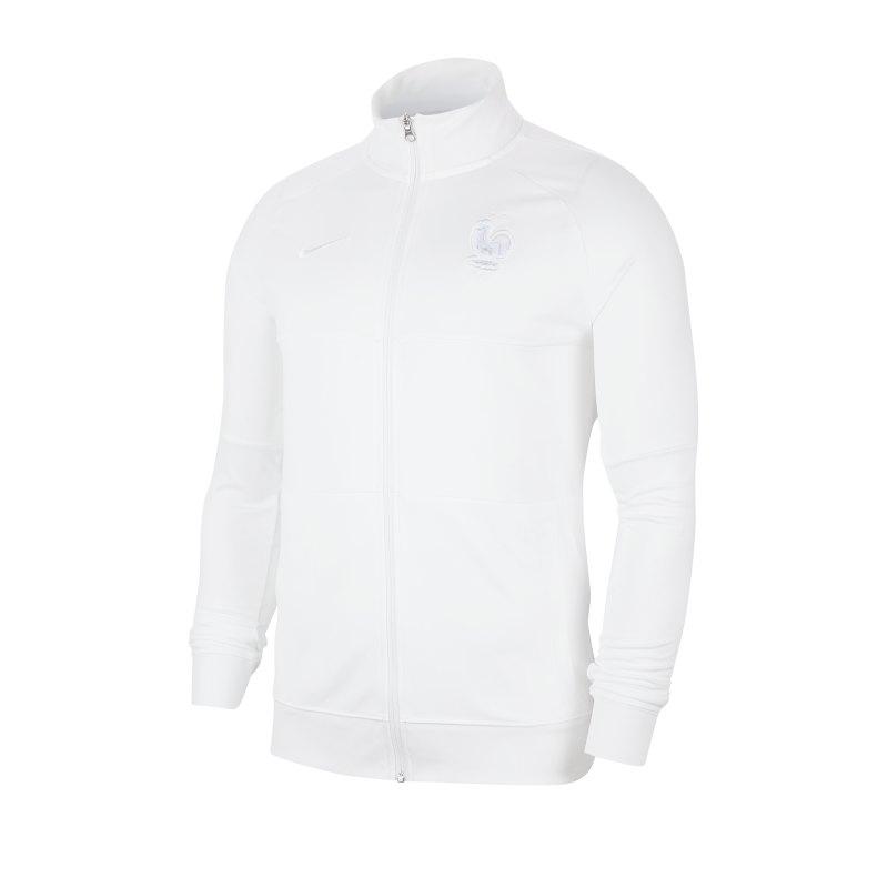Nike Frankreich I96 Jacket Jacke F100 - weiss