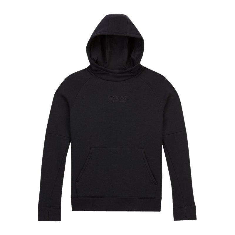 Nike Paris St. Germain Fleece Hoody Kids F010 - schwarz