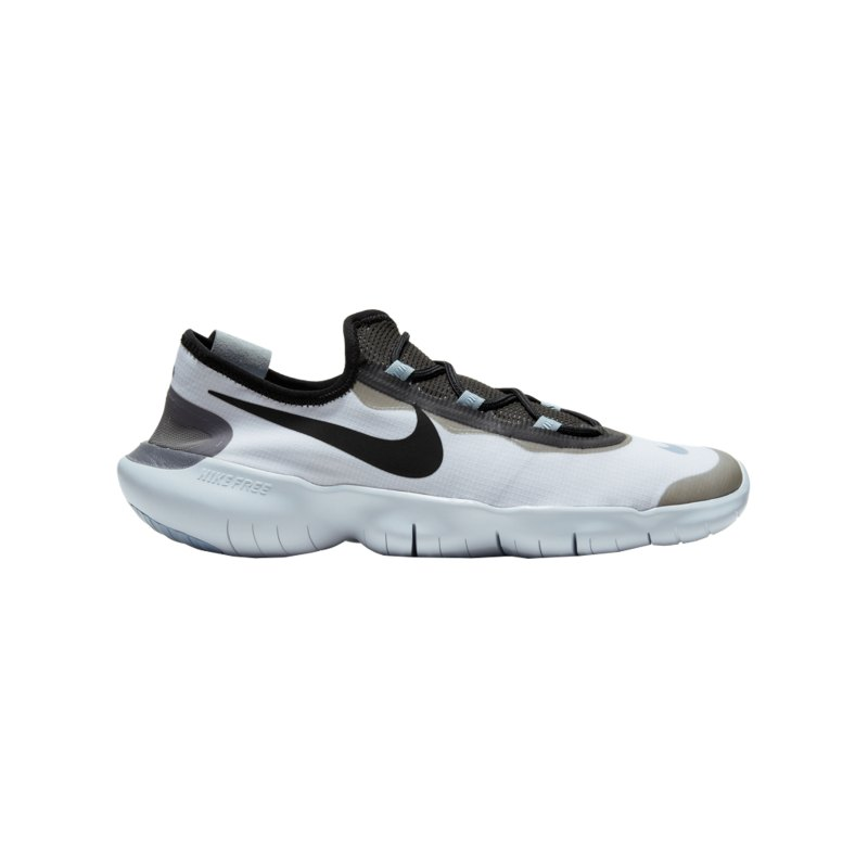 Nike Free Run 5.0 Running Weiss F100 - weiss