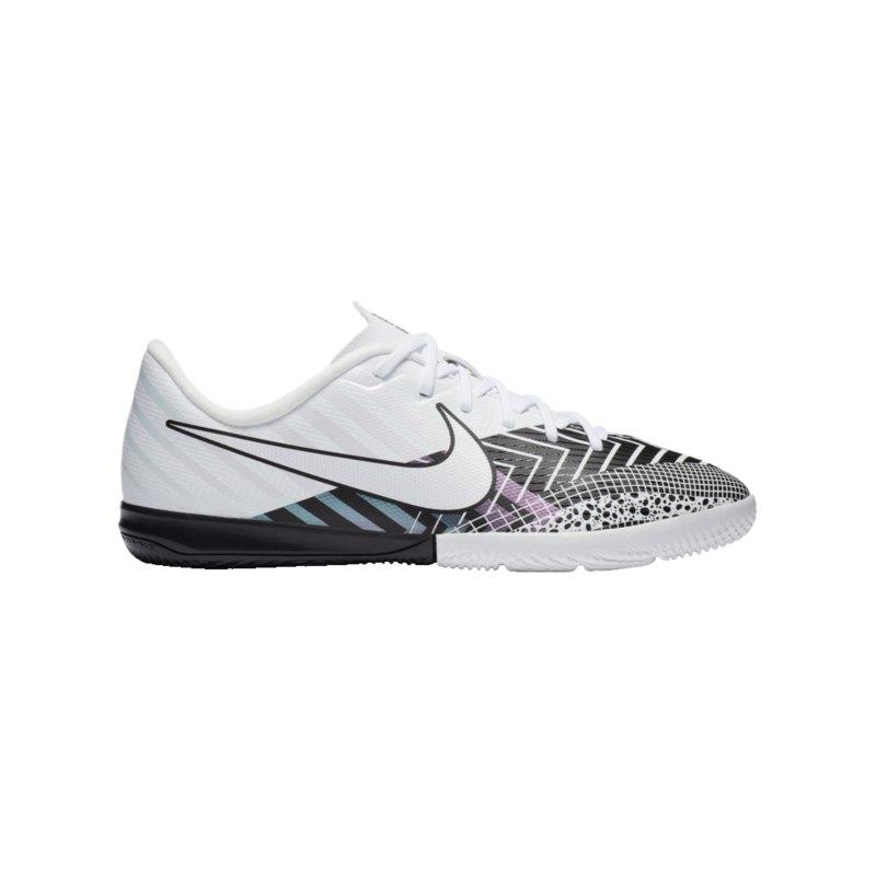 Nike Jr Mercurial Vapor XIII DreamSpeed 3 Academy IC Kids Weiss F110 - weiss