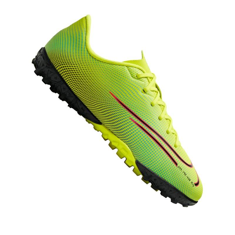 Nike Jr Mercurial Vapor XIII Dreamspeed Academy TF Kids Gelb F703 - gelb