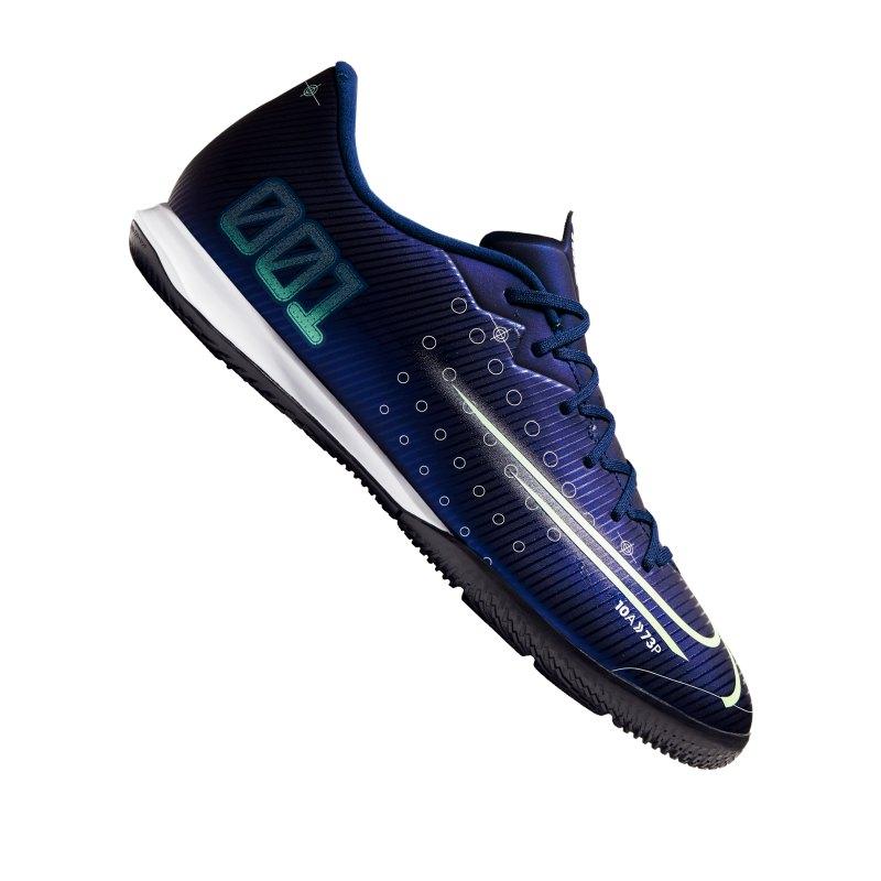 Nike Mercurial Vapor XIII Dreamspeed Academy IC Blau F401 - blau