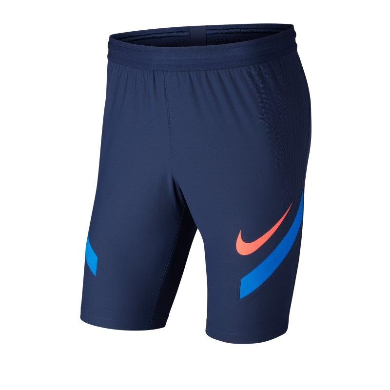Nike Strike Vaporknit Short Blau F410 - blau