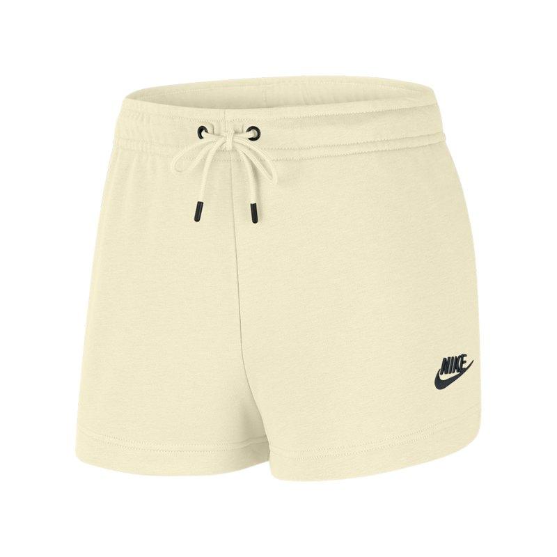 Nike Essential Short Damen Beige F113 - beige