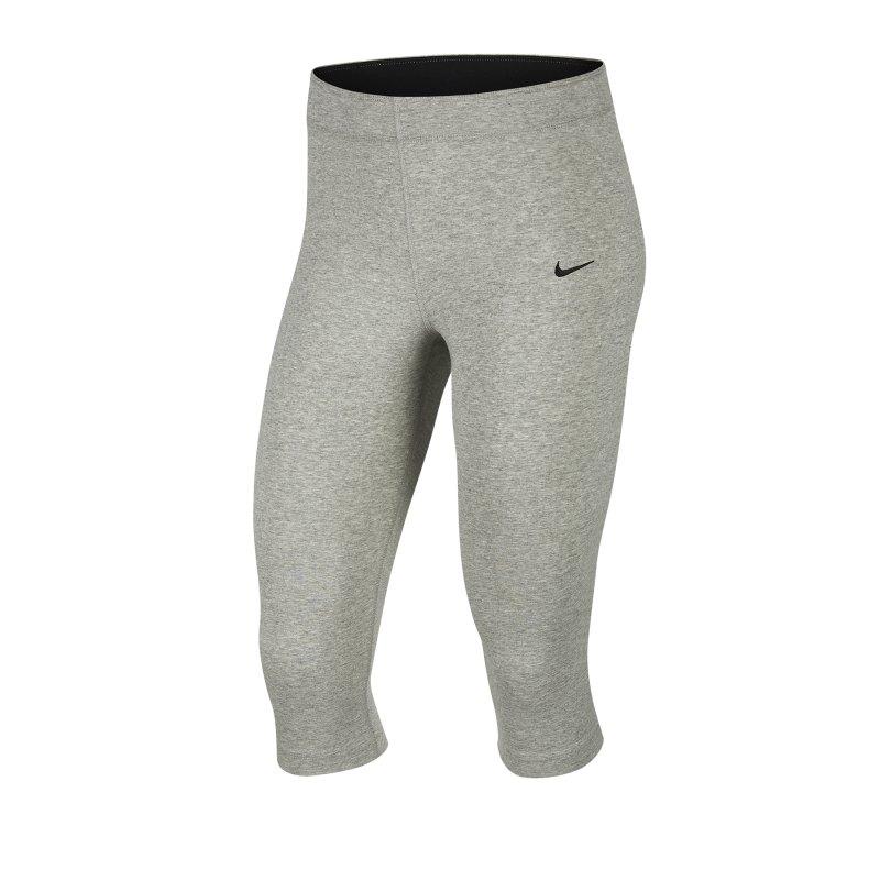 Nike Leg-A-See Leggings Damen Grau F063 - grau