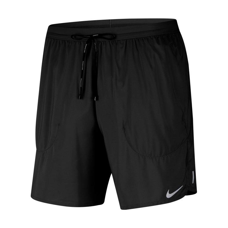 Nike Flex Stride 7in Shorts Running Schwarz F010 - schwarz