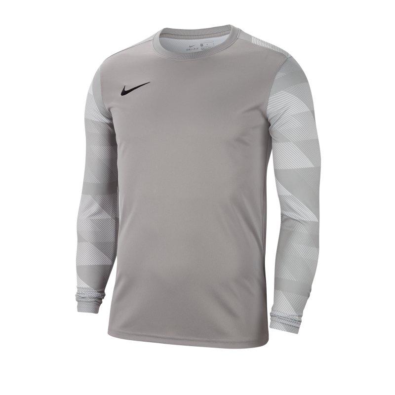 Nike Park IV TW-Trikot langarm Grau F052 - grau