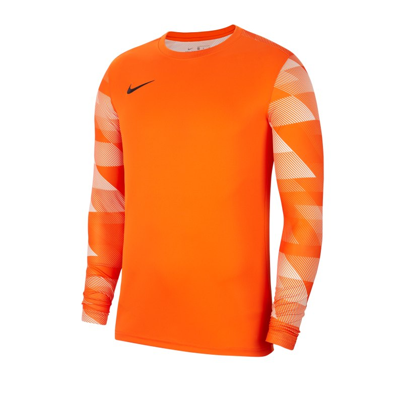 Nike Park IV TW-Trikot langarm Orange F819 - orange