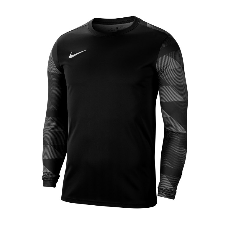 Nike Park IV TW-Trikot langarm Kids Schwarz F010 - schwarz