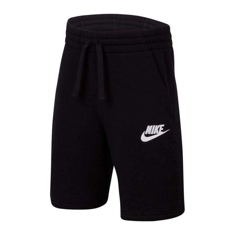 Nike Club Fleece Short Kids Grau F010 - grau