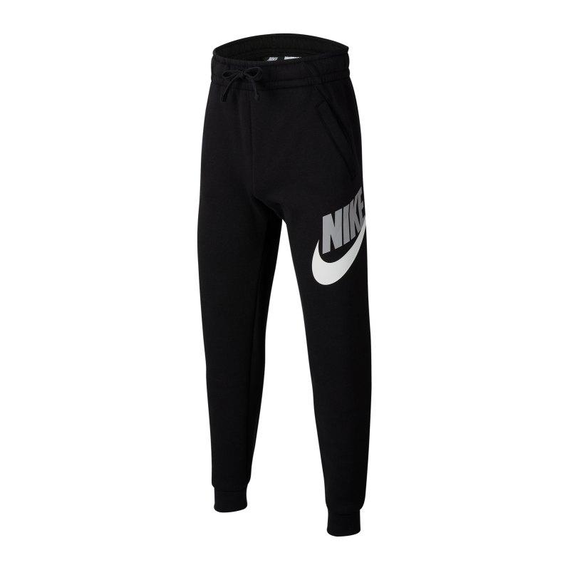 Nike Club Fleece Pants Hose lang Kids F010 - schwarz