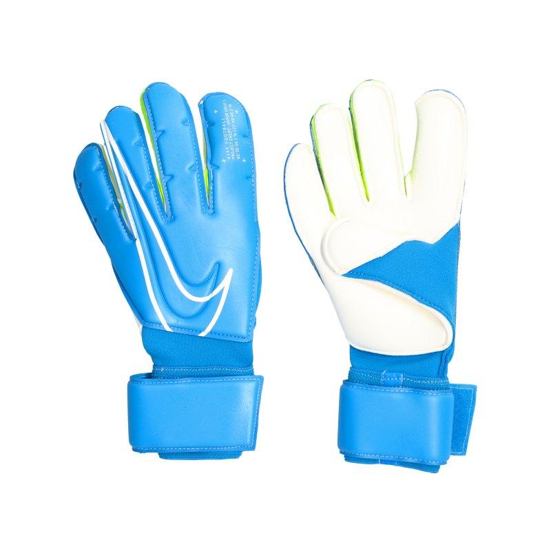 Nike Vapor Grip 3 Promo Torwarthandschuh F430 - blau