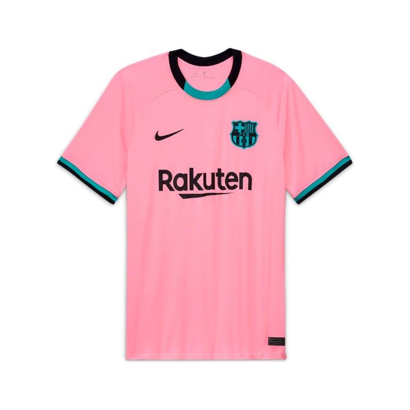 Nike FC Barcelona Trikot UCL 2020/2021 F654 - pink