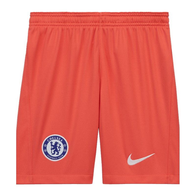 Nike FC Chelsea London Short UCL 2020/2021 Kids Rot F850 - orange