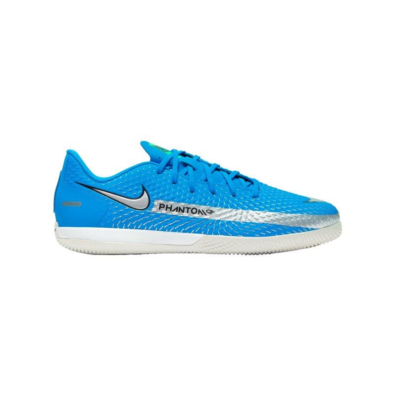 Nike Jr Phantom GT Spectrum Academy IC Kids Blau F400 - blau