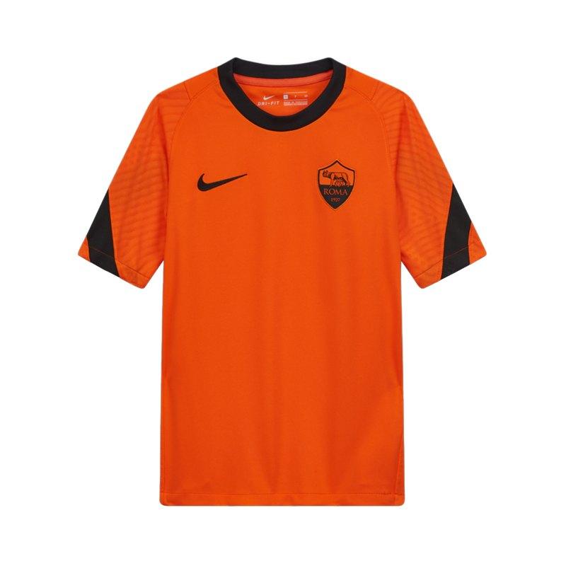 Nike AS Rom Strike Trainingsshirt CL Kids F819 - orange