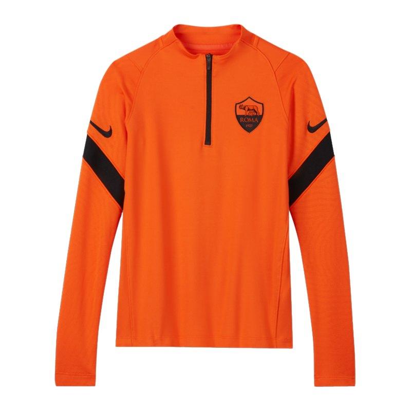 Nike AS Rom Strike Drill Top Kids Orange F819 - orange