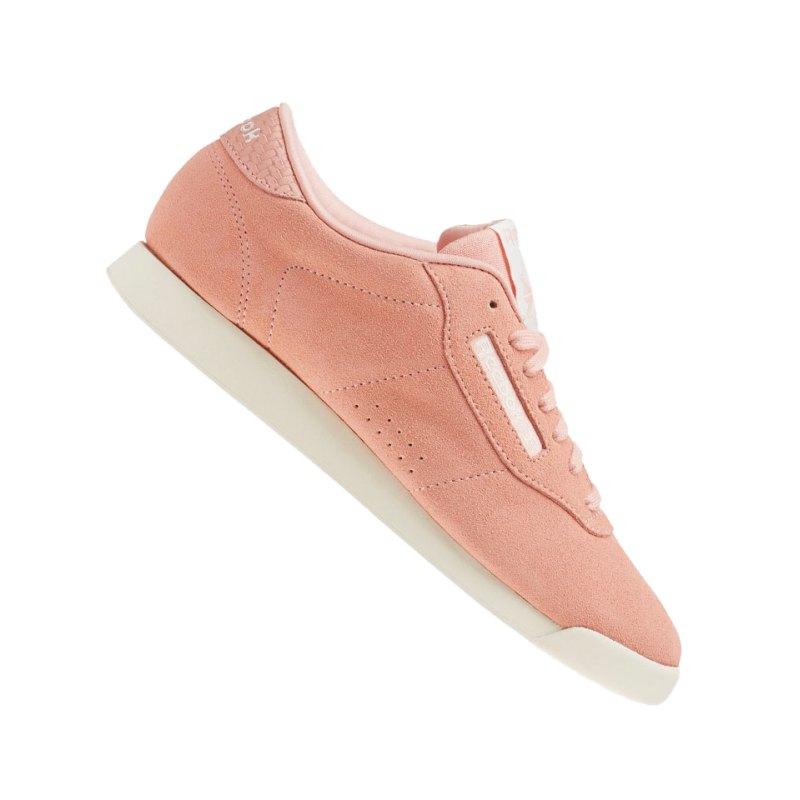 Reebok Princess Woven EMB Sneaker Damen Rosa - rosa