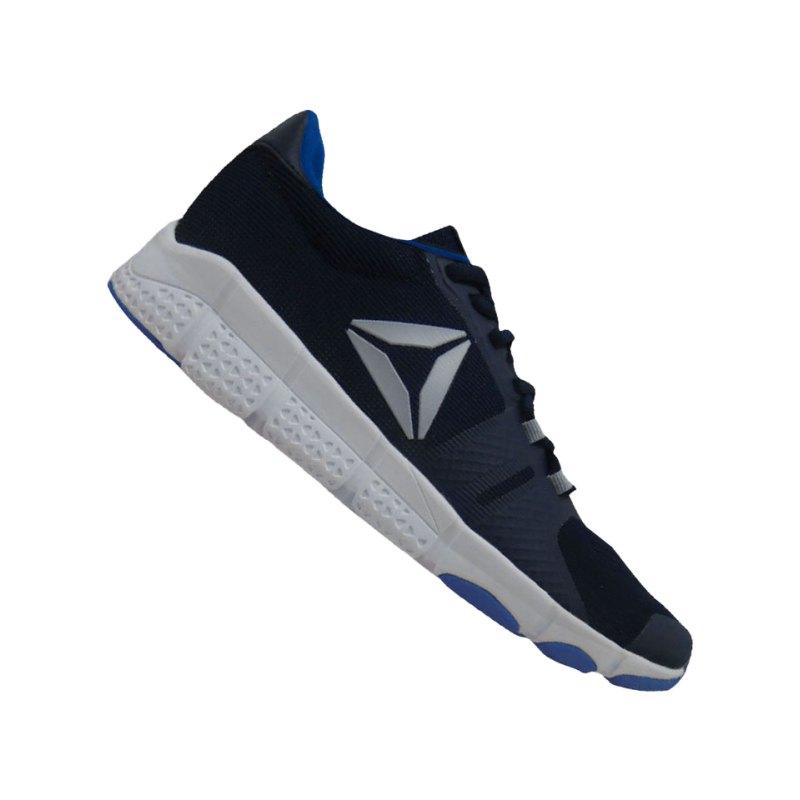 Reebok TrainFlex Training Blau Grau - blau