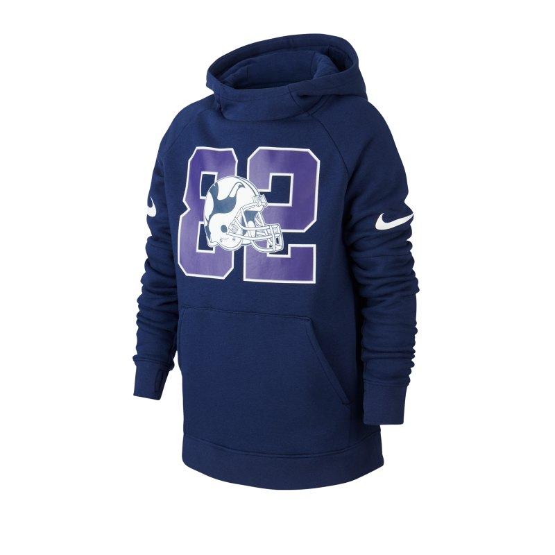 Nike Tottenham Hotspur Kapuzensweat Kids Blau F429 - blau