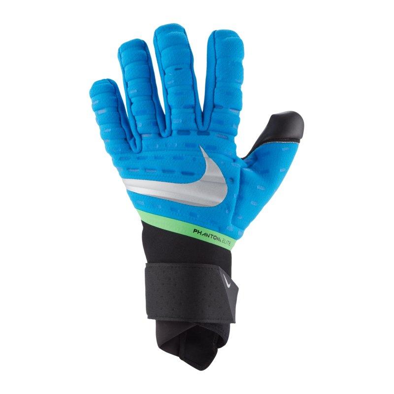 Nike Phantom Elite Torwarthandschuh Blau F406 - blau