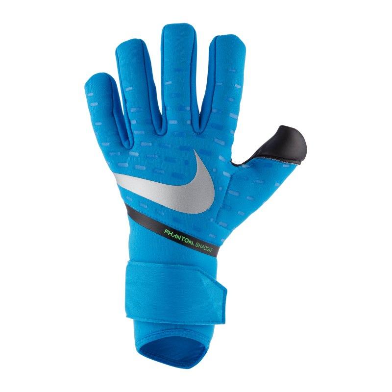 Nike Phantom Shadow Torwarthandschuh Blau F406 - blau