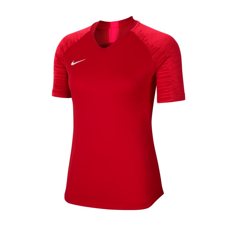 Nike Strike Trikot kurzarm Damen Rot F657 - rot