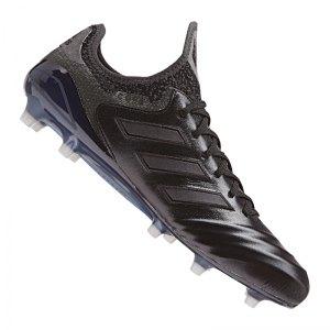 adidas COPA 18.1 FG Schwarz - schwarz