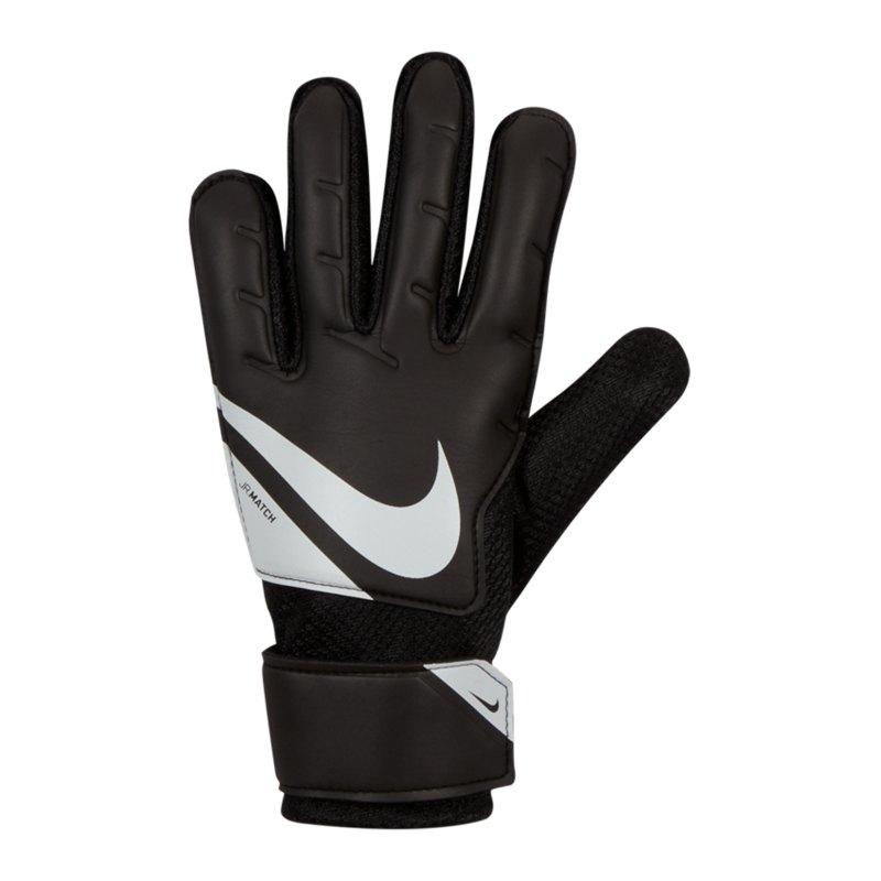 Nike Jr. Match Black X Chile Torwarthandschuh Kids Schwarz F010 - schwarz