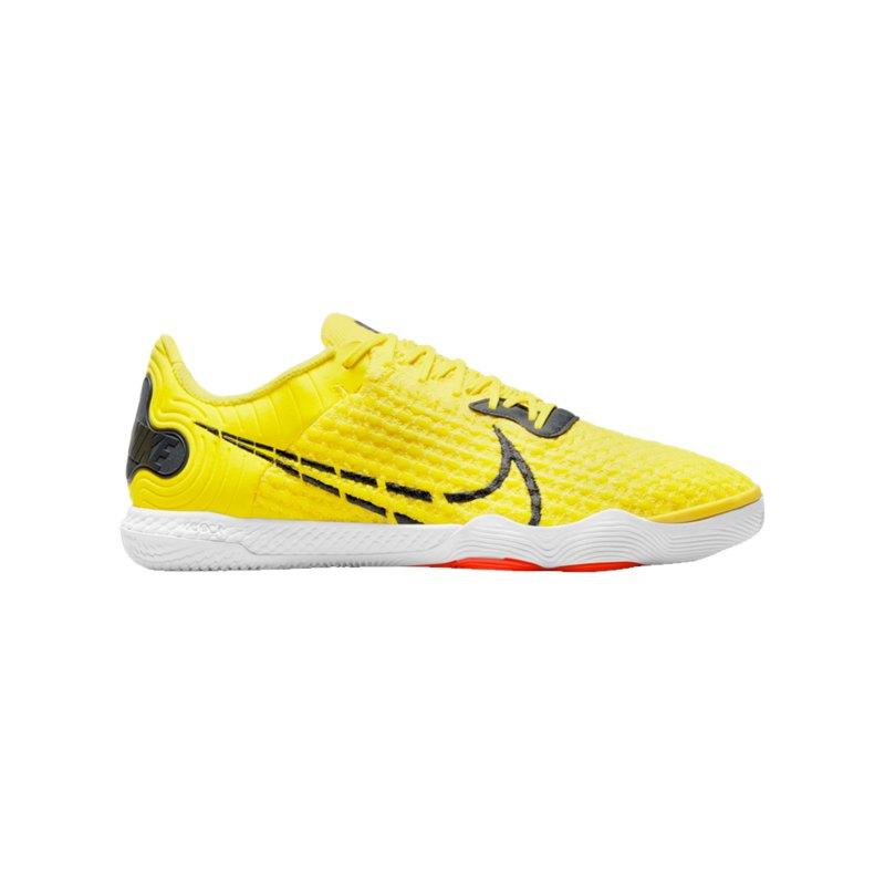 Nike React Gato IC Halle Gelb Grau F710 - gelb