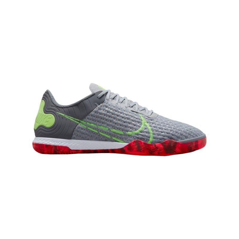 Nike React Gato IC Halle Grau Grün F006 - grau