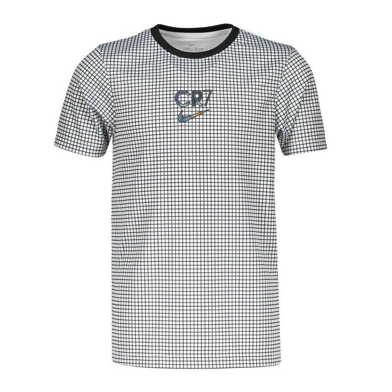 Nike CR7 Top T-Shirt Kids Weiss F100 - weiss