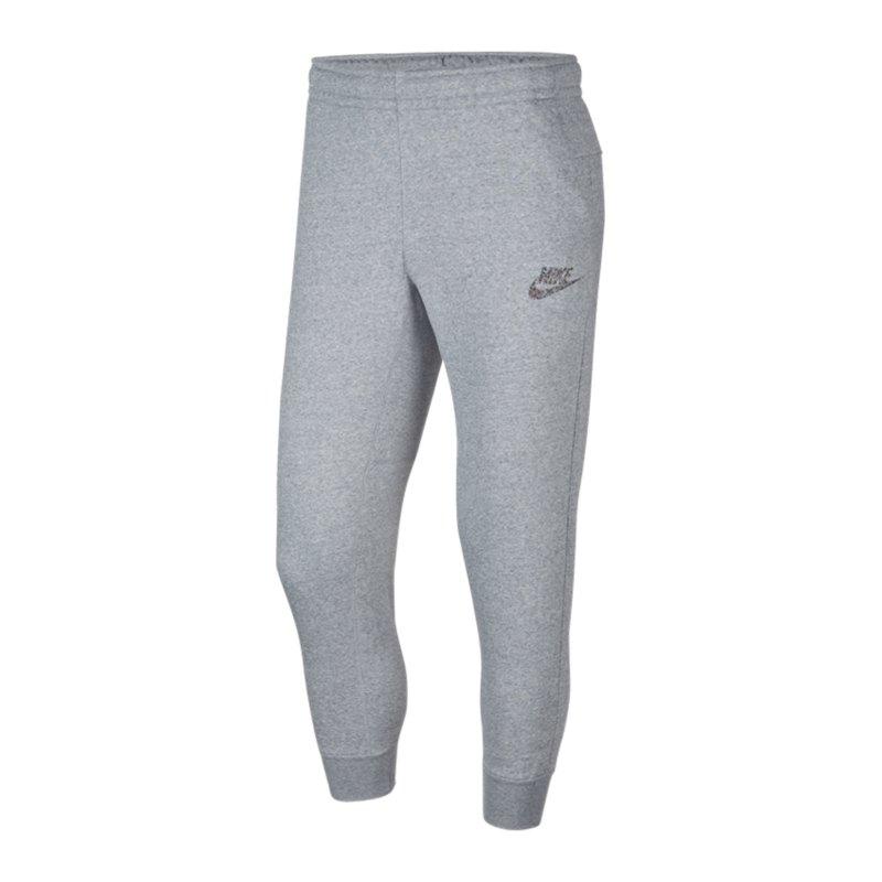 Nike Jogginghose Grau F905 - grau
