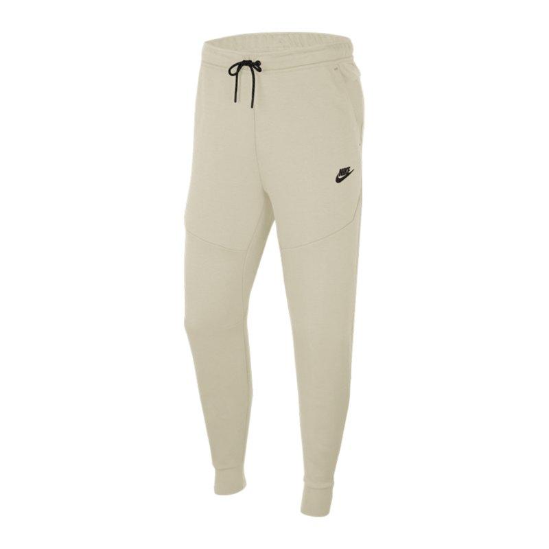 Nike Tech Fleece Jogginhose Braun F072 - beige