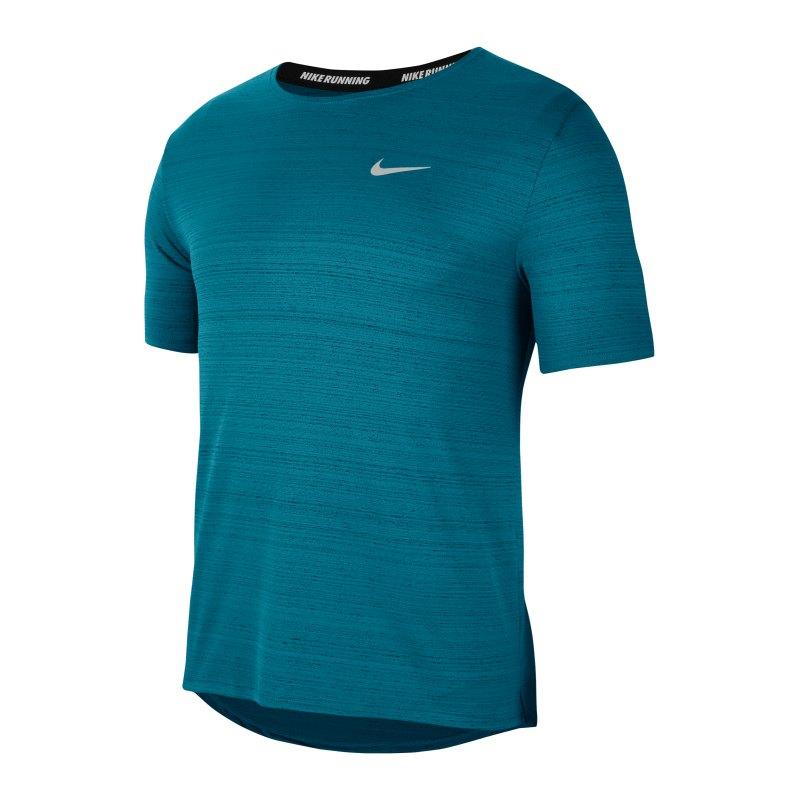 Nike Miler Dri-FIT T-Shirt Running Blau F467 - blau