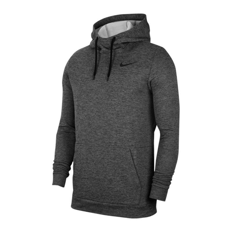 Nike Therma Hoody Grau F071 - grau