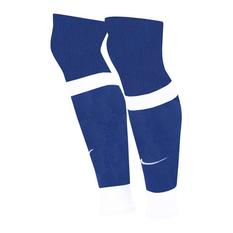 Nike MatchFit Sleeve Blau Weiss F401 - blau
