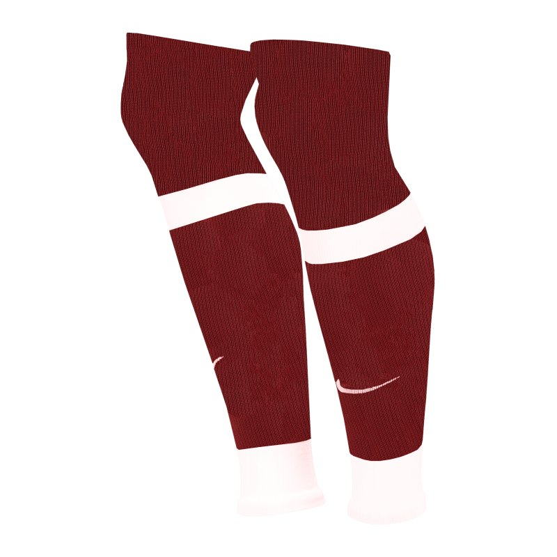 Nike MatchFit Sleeve Rot Weiss F657 - rot