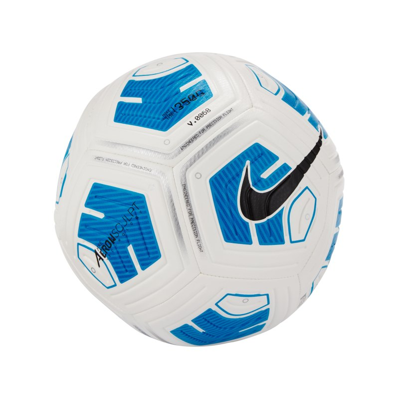 Nike Strike Team Lightball 350 Gramm F100 - weiss
