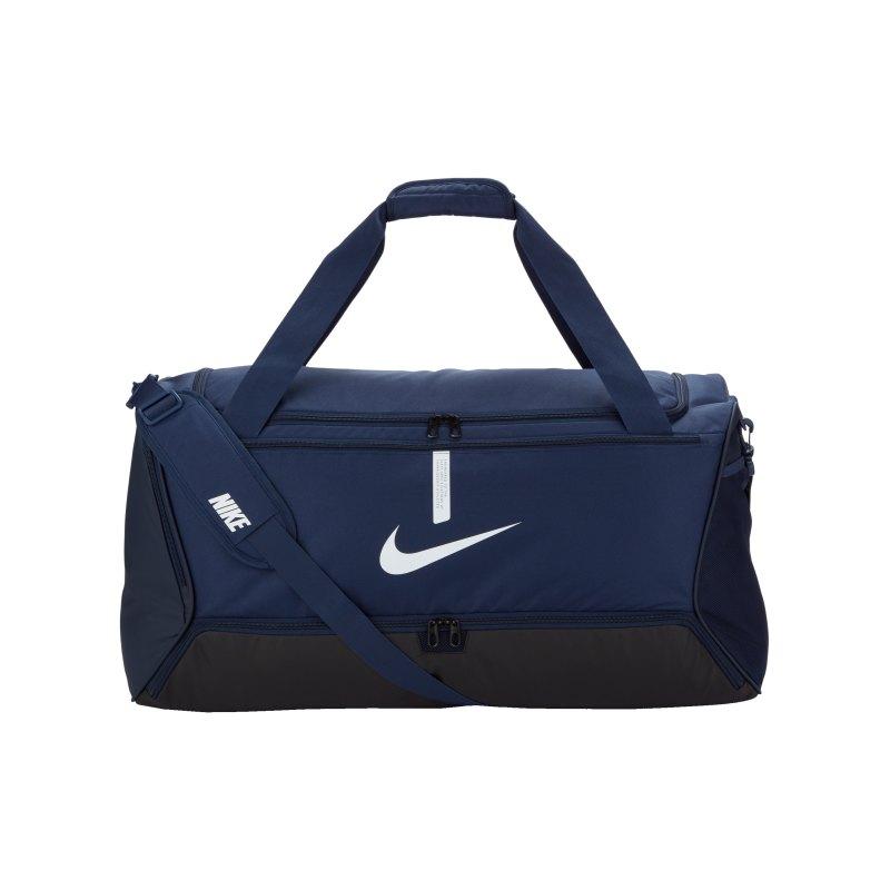 Nike Academy Team Duffel Tasche Large Blau F410 - blau